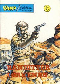 Cover Thumbnail for Kamp-serien (Serieforlaget / Se-Bladene / Stabenfeldt, 1964 series) #52/1984