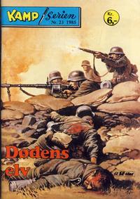 Cover Thumbnail for Kamp-serien (Serieforlaget / Se-Bladene / Stabenfeldt, 1964 series) #23/1985