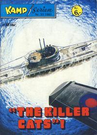 Cover Thumbnail for Kamp-serien (Serieforlaget / Se-Bladene / Stabenfeldt, 1964 series) #35/1985