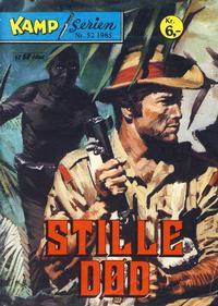 Cover Thumbnail for Kamp-serien (Serieforlaget / Se-Bladene / Stabenfeldt, 1964 series) #52/1985