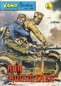 Cover Thumbnail for Kamp-serien (Serieforlaget / Se-Bladene / Stabenfeldt, 1964 series) #6/1986