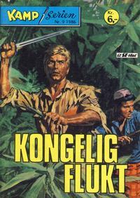 Cover Thumbnail for Kamp-serien (Serieforlaget / Se-Bladene / Stabenfeldt, 1964 series) #9/1986