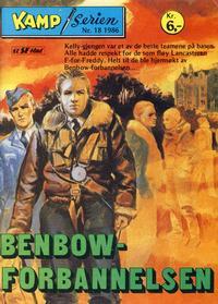 Cover Thumbnail for Kamp-serien (Serieforlaget / Se-Bladene / Stabenfeldt, 1964 series) #18/1986