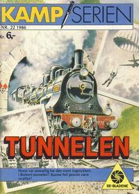 Cover Thumbnail for Kamp-serien (Serieforlaget / Se-Bladene / Stabenfeldt, 1964 series) #22/1986