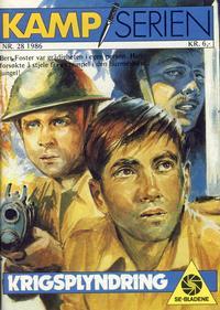 Cover Thumbnail for Kamp-serien (Serieforlaget / Se-Bladene / Stabenfeldt, 1964 series) #28/1986