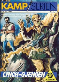Cover Thumbnail for Kamp-serien (Serieforlaget / Se-Bladene / Stabenfeldt, 1964 series) #30/1986