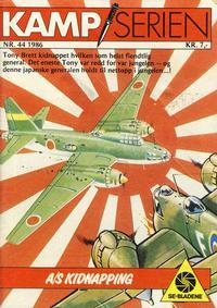 Cover Thumbnail for Kamp-serien (Serieforlaget / Se-Bladene / Stabenfeldt, 1964 series) #44/1986