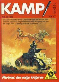 Cover Thumbnail for Kamp-serien (Serieforlaget / Se-Bladene / Stabenfeldt, 1964 series) #46/1986