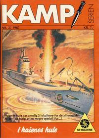 Cover Thumbnail for Kamp-serien (Serieforlaget / Se-Bladene / Stabenfeldt, 1964 series) #27/1987