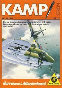 Cover Thumbnail for Kamp-serien (Serieforlaget / Se-Bladene / Stabenfeldt, 1964 series) #46/1987