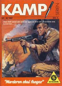 Cover Thumbnail for Kamp-serien (Serieforlaget / Se-Bladene / Stabenfeldt, 1964 series) #48/1987
