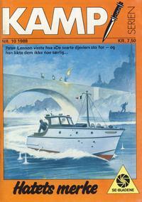 Cover Thumbnail for Kamp-serien (Serieforlaget / Se-Bladene / Stabenfeldt, 1964 series) #10/1988