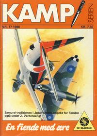 Cover Thumbnail for Kamp-serien (Serieforlaget / Se-Bladene / Stabenfeldt, 1964 series) #17/1988