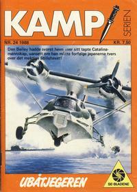 Cover Thumbnail for Kamp-serien (Serieforlaget / Se-Bladene / Stabenfeldt, 1964 series) #24/1988