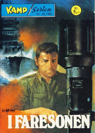 Cover for Kamp-serien (Serieforlaget / Se-Bladene / Stabenfeldt, 1964 series) #20/1983