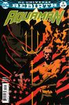 Cover for Aquaman (DC, 2016 series) #11 [Joshua Middleton Variant]
