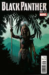 Cover for Black Panther (Marvel, 2016 series) #8 [Esad Ribic Connecting Cover D Variant]