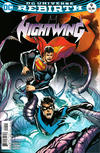 Cover for Nightwing (DC, 2016 series) #9