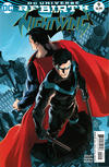 Cover for Nightwing (DC, 2016 series) #9 [Ivan Reis Cover Variant]