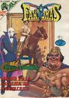 Cover for Fantomas (Editorial Novaro, 1969 series) #457