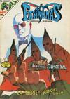 Cover for Fantomas (Editorial Novaro, 1969 series) #459