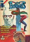 Cover for Fantomas (Editorial Novaro, 1969 series) #466