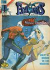 Cover for Fantomas (Editorial Novaro, 1969 series) #473