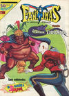 Cover for Fantomas (Editorial Novaro, 1969 series) #475