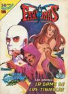 Cover for Fantomas (Editorial Novaro, 1969 series) #491