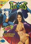 Cover for Fantomas (Editorial Novaro, 1969 series) #483
