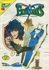 Cover for Fantomas (Editorial Novaro, 1969 series) #493
