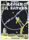 Cover for Rejsen til Saturn (Forlaget Politisk Revy, 2001 series)