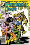 Cover for Fantastic Four (Marvel, 1961 series) #303 [Newsstand Edition]