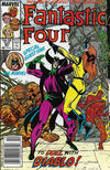 Cover for Fantastic Four (Marvel, 1961 series) #307 [Newsstand Edition]