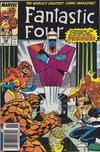 Cover for Fantastic Four (Marvel, 1961 series) #308 [Newsstand Edition]