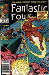 Cover for Fantastic Four (Marvel, 1961 series) #313 [Newsstand Edition]