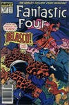 Cover for Fantastic Four (Marvel, 1961 series) #314 [Newsstand Edition]