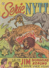 Cover for Serie-nytt [Serienytt] (Formatic, 1957 series) #5/1958