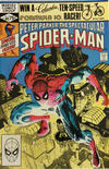 Cover for The Spectacular Spider-Man (Marvel, 1976 series) #60 [Direct]