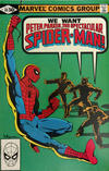 Cover for The Spectacular Spider-Man (Marvel, 1976 series) #59 [Direct]