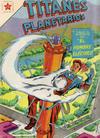 Cover for Titanes Planetarios (Editorial Novaro, 1953 series) #38