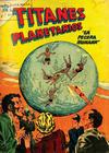 Cover for Titanes Planetarios (Editorial Novaro, 1953 series) #39