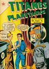 Cover for Titanes Planetarios (Editorial Novaro, 1953 series) #43