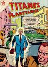 Cover for Titanes Planetarios (Editorial Novaro, 1953 series) #44