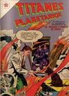 Cover for Titanes Planetarios (Editorial Novaro, 1953 series) #49