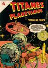 Cover for Titanes Planetarios (Editorial Novaro, 1953 series) #52