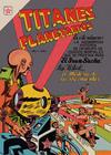 Cover for Titanes Planetarios (Editorial Novaro, 1953 series) #1