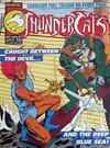 Cover for ThunderCats (Marvel UK, 1987 series) #12