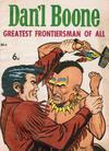 Cover for Dan'l Boone (World Distributors, 1955 series) #6