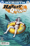 Cover for Harley Quinn (DC, 2016 series) #8 [Frank Cho Cover]